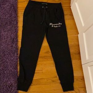 Abercrombie and Fitch Co. joggers